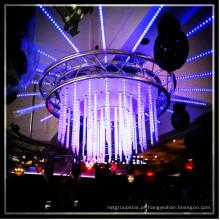 O teto do clube nocturno conduziu o tubo do pixel 3D do rgb