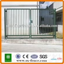 Metal Modern Gates Design and fences/modern gates and fences design for sale