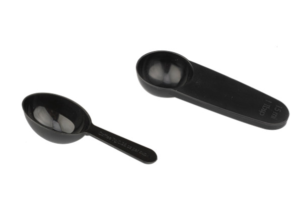 Plastic Coffee Scoop For Canister Filter French 2