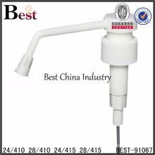 mist sprayer pump, white mouth pump plastic, perfume spray pump