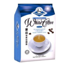 White Coffee Bag/Roasted Coffee Packaging/Caffee Packaging