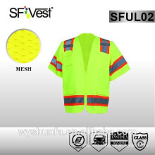 3m high visibility tape workwear security vest