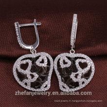 bijoux en plaqué or cadeau fantaisie en gros bijoux indiens boucle d'oreille