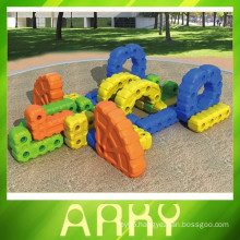 2015 kids outdoor and indoor plastic playground