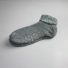 Custom Chunky Knitted Room Socks