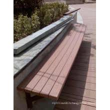 WPC Водонепроницаемый длинный Открытый жизни скамейки (в саду, парке, жилого комплекса)