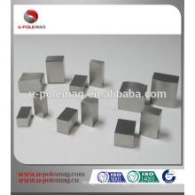 Sintered block alnico magnet for mini speaker