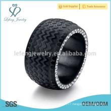 Men black rubber ring,flat rubber o rings