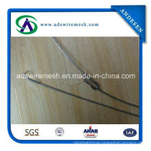 3.66mmx5283mm Quick Link Double Loops Cotton Baling Wire Binding Wire