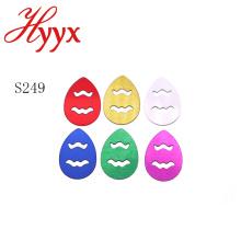 HYYX Made In China Hersteller Indoor verschiedene Form Pailletten / Runde Glitter Pailletten Flitter