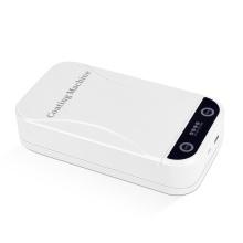 Boîte de stérilisateur UV de désinfectant à sortie USB 9W portable