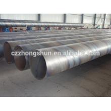 Спиральная стальная труба / труба низкая цена высокое качество API ASTM CS горячее надувательство