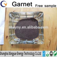 Red Garnet sand abrasive for blasting