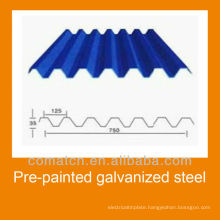 prepainted galvanized steel sheets, made in China