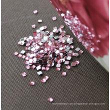 Diamante cuadrado de acrílico para DIY