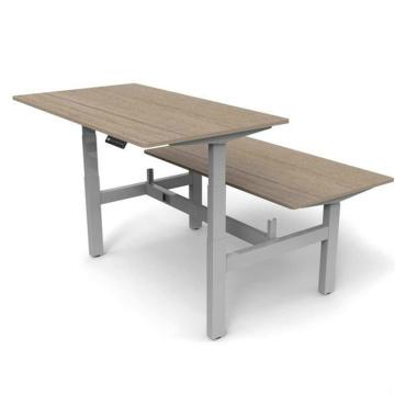 Электрический регулируемый стол спиной к спине