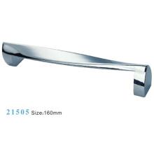 Hardware da mobília da liga do zinco puxa o punho do armário (21505)