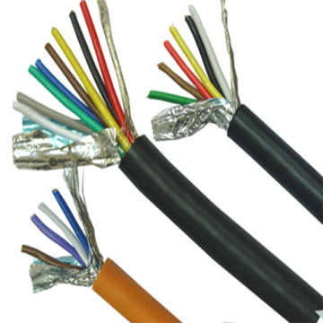 Flexible PVC Insulated Sheathed Shielded Control Cables
