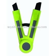 Защитный жилет для детей, отражающий жилет, высокая видимость