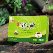 Натуральный здоровый чай из оолонг, экологически чистый пирамидальный чай