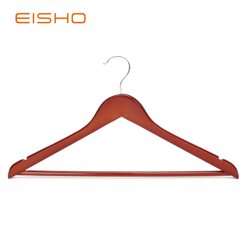Ewh0034 Wooden Coat Hanger