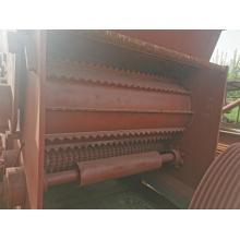 Дробилка древесины с подвижным колесом