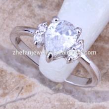 orgulho anéis de noivado eternidade anel china jóias por atacado