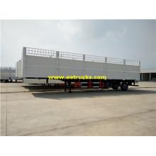 50 Ton Bulk Cargo Transport Truck Trailers