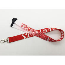 Customized Any Design Polyester Lanyards