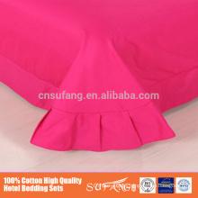 No PVA Eco-Friendly Oeko-Tex Standard 100 certificate Safe Bedding Eco-Brushed Cotton Baby Bedding Set