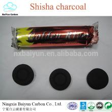 Hookah Shisha Carvão 33mm 38mm 40mm Shisha Carvão vegetal
