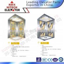 Elevador cabine superior para construção de escritórios / HL-211