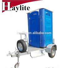 Remorque de toilette mobile
