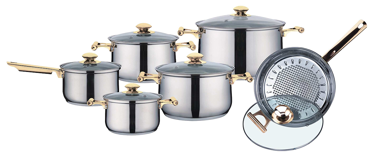 Farberware neat cookware 12pcs