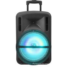 """15 """"wiederaufladbare Heckklappe Batterie Powerd Bluetooth PA Lautsprecher F12-1"""