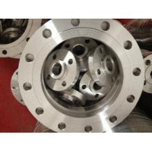 Brida de montaje de tubería de acero inoxidable ANSI