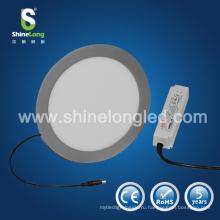 светодиодная панель 10Вт 180мм(сл-D18010-х)