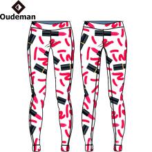 calças de yoga de qualidade super mulheres leggings de calças de yoga por atacado personalizado