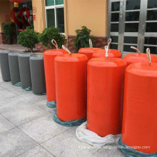 Made in China no pollution high quality of floating marine foam filled fender for ship