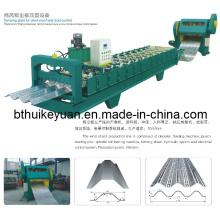 Профилегибочная машина для производства ветрозащитных и пылезащитных профилей (HKY)