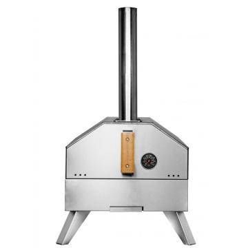 Outdoor RVS Gas Pizza Oven