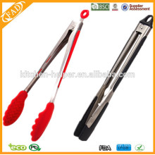Fashionable Design Best Selling Silicone Kitchen Tong and Cooking Utensils
