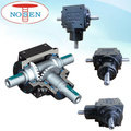 3 Phase 220V Motor Drive Helical Reducer Gearbox for Pulley