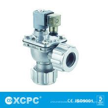 XMF serie tubo Introduzca el tipo de válvula de pulsación