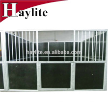 wood Board Horse Stalls horse stables panels equipment with black color