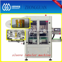 Sleeve Labeling machine for bottled water