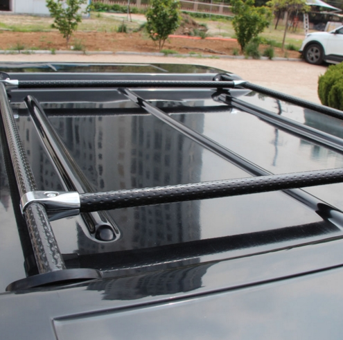 Rooftop Tent with strong Rack metal fixture