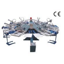 Impresora semiautomática de la serie Spj