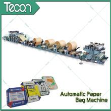 Machine à fabriquer des sacs en papier à ciment de haute production (ZT9804 et HD4913)