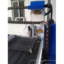 CNC Aluminum Steel Milling CNC Router Machine